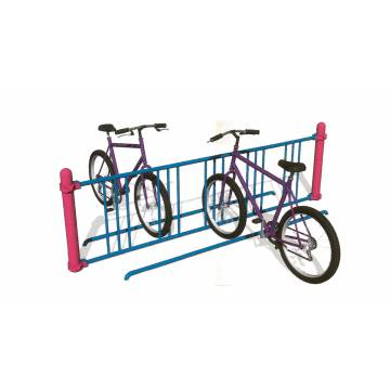 UPA-9001 Post-Mount Bicycle Rack