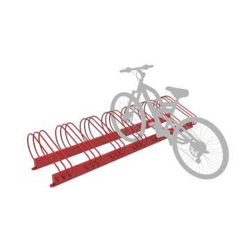 UPA9003 Ground-Loop Bicycle Rack