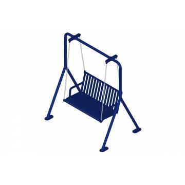 UPS-6004 Blue Garden Swing