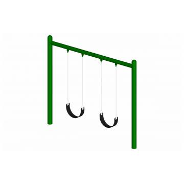 UPS6002 - Single Post Swing